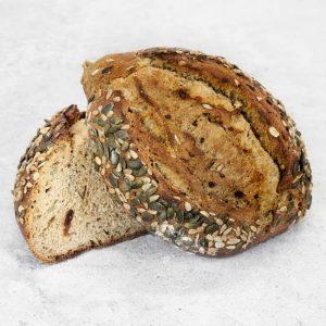 Hambleton Bakery seeded loaf