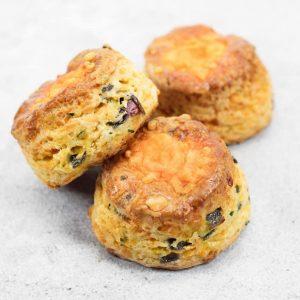 Hambleton Bakery cheese scone