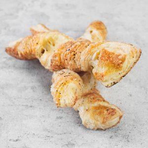 Hambleton Bakery cheese straw