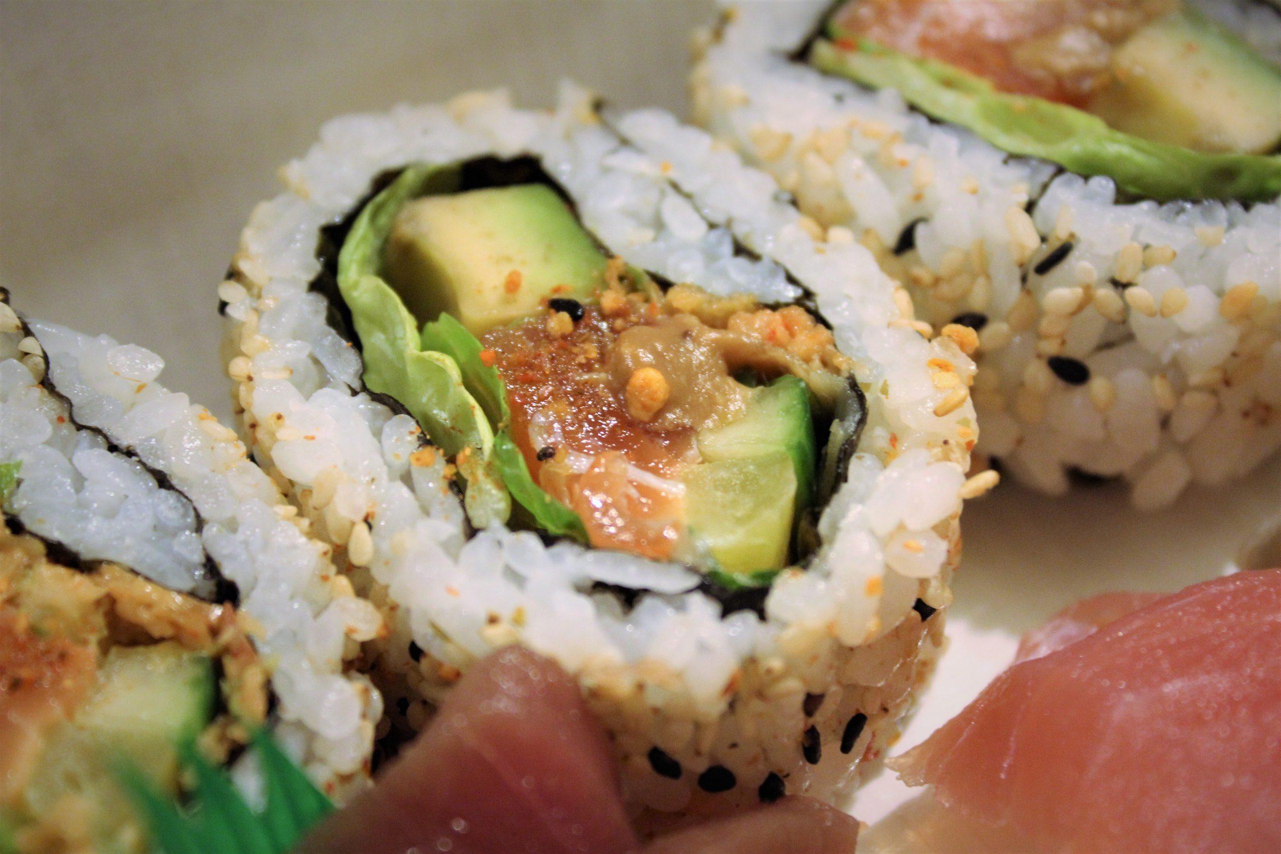 Omotenashi sushi
