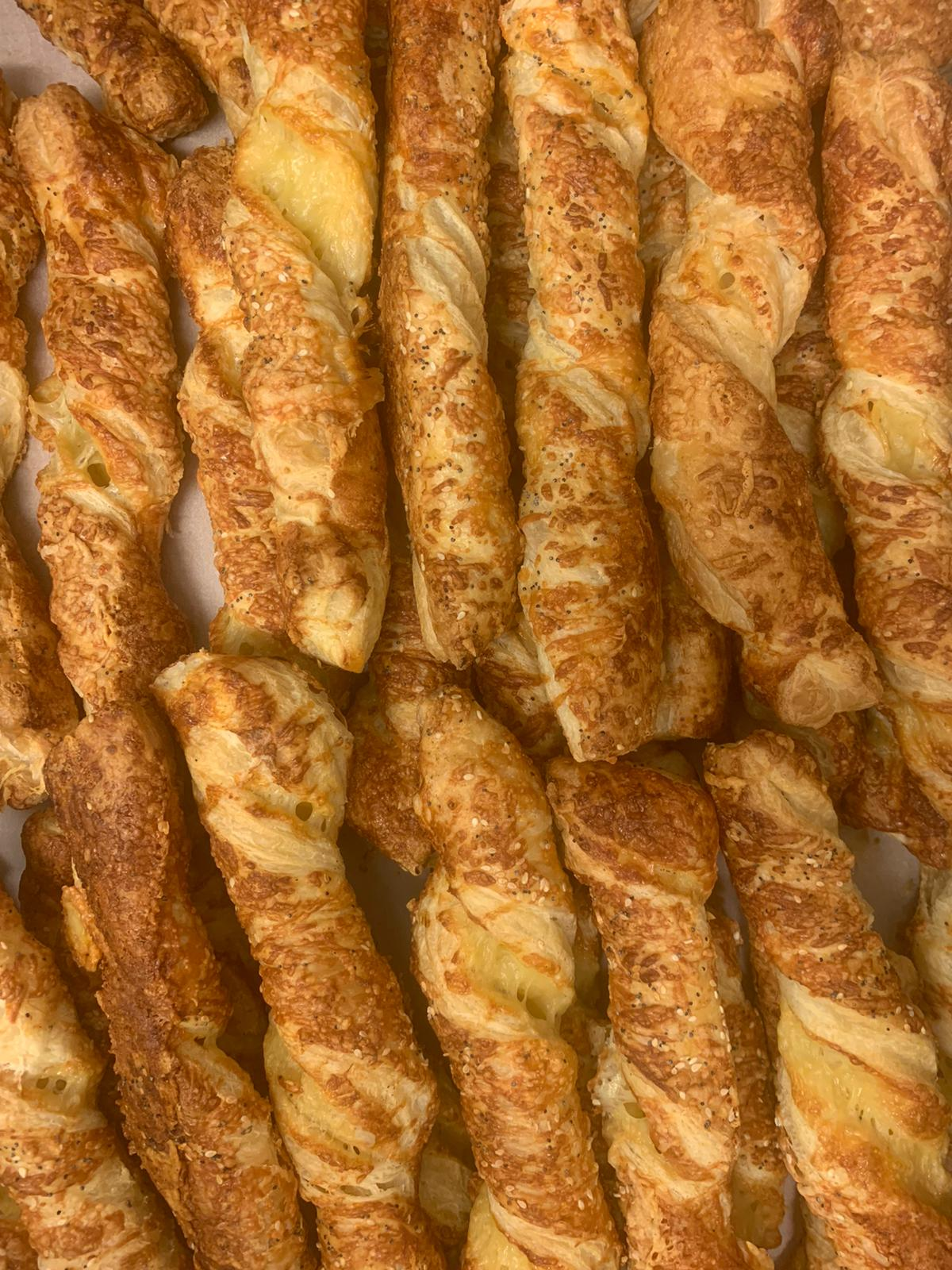 hambleton cheese straws